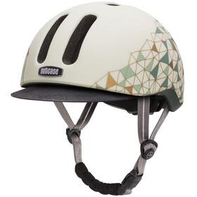 Nutcase Metroride Casque, white/multicolour